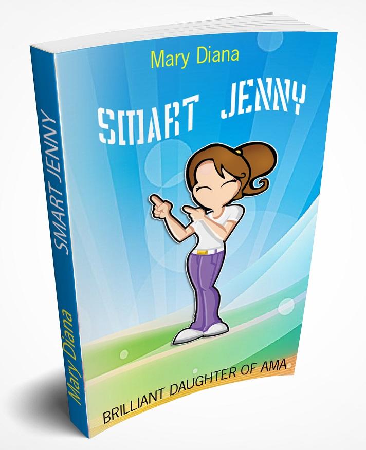Smart Jenny Comic Cover1A