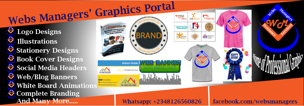 WebsManagers Graphics Design Services