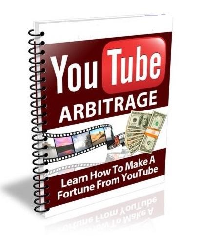 Youtube Arbitrage