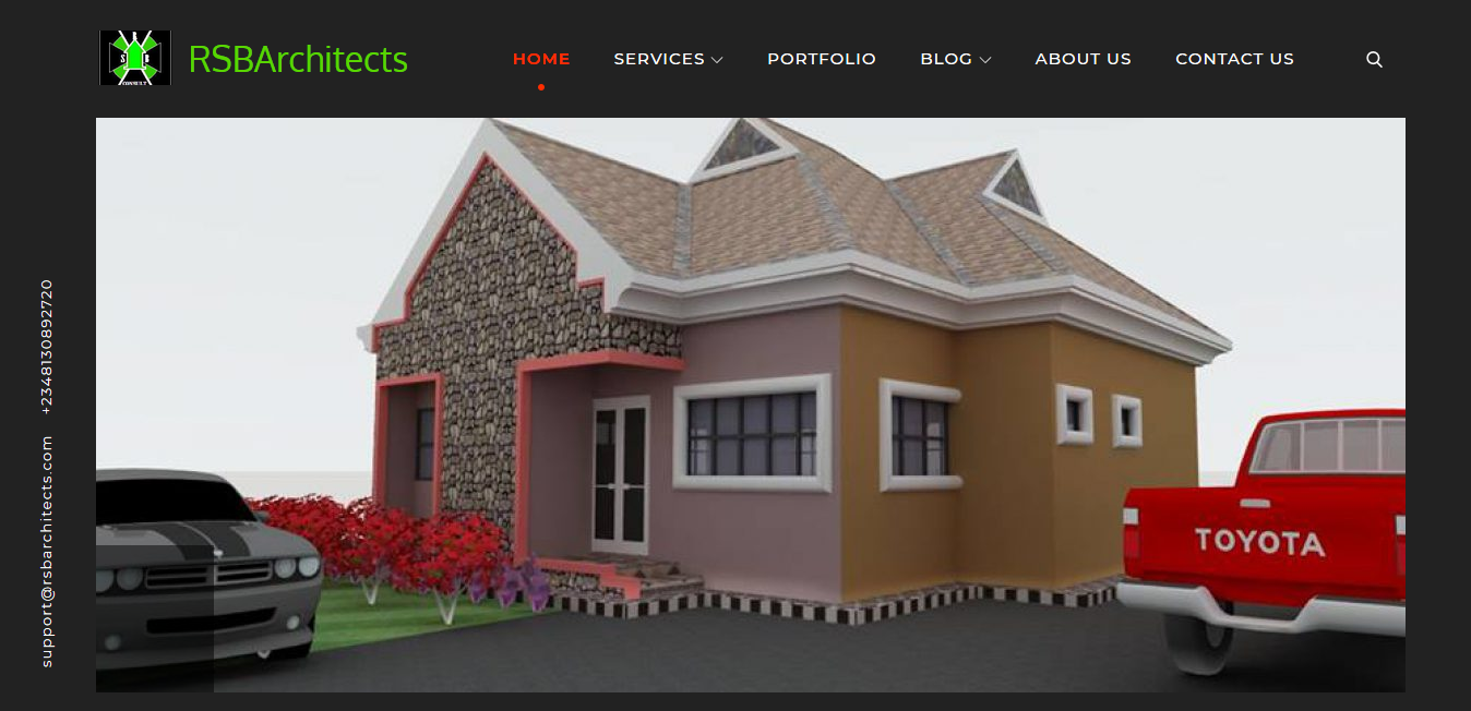 RSBArchitects Official Website